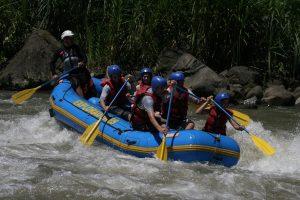 5. White Water Rafting, Rishikesh