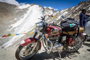 6. Khardung la Race, Ladakh