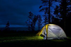 1.Camping, Rishikesh