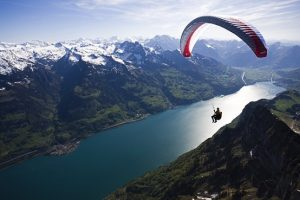4. Paragliding, Himachal